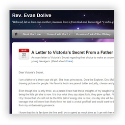 Dad writes letter to Victoria's Secret over teen-themed undies line | It's Show Prep for Radio | Scoop.it