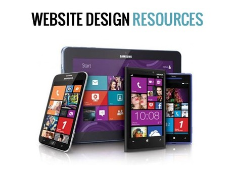 Top 40 Web Design Resources Websites | Technology in Business Today | Scoop.it