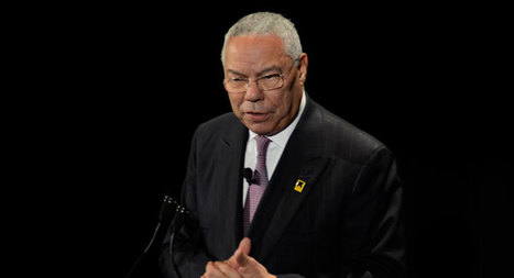 Colin Powell: Listen to Occupy Wall Street - MJ Lee | Human Rights and the Will to be free | Scoop.it