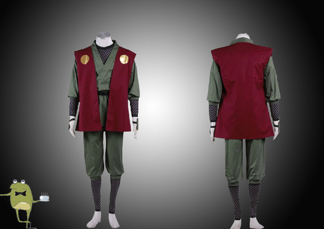 Naruto Shippuden Jiraiya Cosplay Costume Outfit Buy | Air Gear Cosplay Jacket | Scoop.it