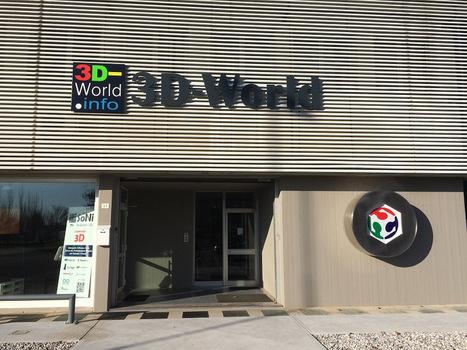 3D-World, a Udine una struttura da oltre 1500 mq per stampa 3D e DM | Tutto3D.com | Scoop.it