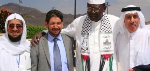OBAMA BROTHER TIED TO HAMAS-FUNDING ACCOUNTS