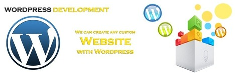 Enhance Your Traditional Business With Wordpress Web Development | IT Consulting | Scoop.it