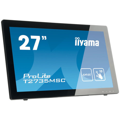 iyama 27″ LED Tactile – ProLite T2735MSC – LED Monitor | High-Tech news | Scoop.it