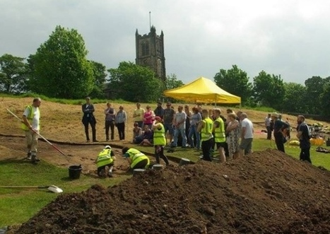 Evidence of Roman fort uncovered near Britain's Lancaster Castle | Monde antique | Scoop.it