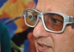 GlassUp augmented reality glasses will support Windows Phone 8 | Augmented Reality 311 | Scoop.it