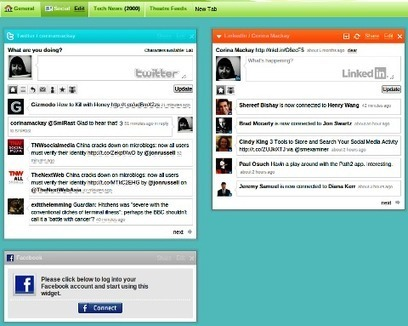 3 New Apps to Manage Your Social Networks | Social media culture | Scoop.it