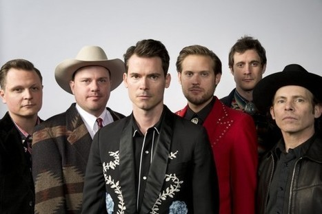 Old Crow Medicine Show Announce Summer Tour, EP Release Date - American Songwriter   Acoustic Guitars and Bluegrass   Scoop.it