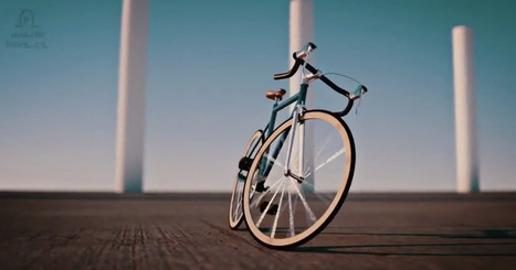 Physics Explains How Bikes Drive Themselves   Bicycle Safety and Accident Claims in CA   Scoop.it
