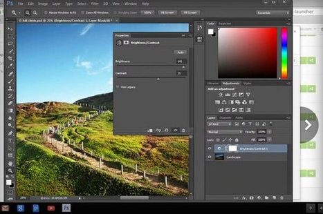 Photoshop Streaming : bientôt une version de Photoshop dans Chrome | Backlight Magazine. Photography and community. | Scoop.it