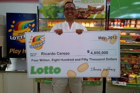 LOOK: Man Discovers $4 Million Dollar Lottery Ticket In His Cookie Jar | Hope | Scoop.it