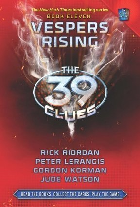 Next Rick Riordan Book : The 39 Clues Book 11:Vespers Rising Reviews - Next Rick Riordan Book Compare & Read Reviews now   librariansonthefly   Scoop.it