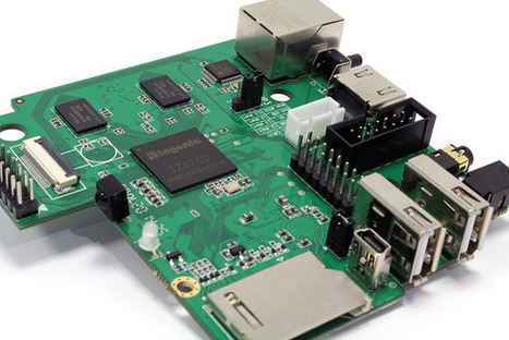 This more-powerful Raspberry Pi competitor is totally free | Raspberry Pi | Scoop.it