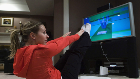 Active video games discouraged by child fitness experts - Health - CBC News | Digital Stories and Education | Scoop.it