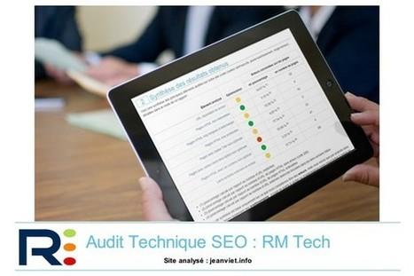 Audit SEO RM Tech : tarification à l'URL et sans limites | Freewares | Scoop.it