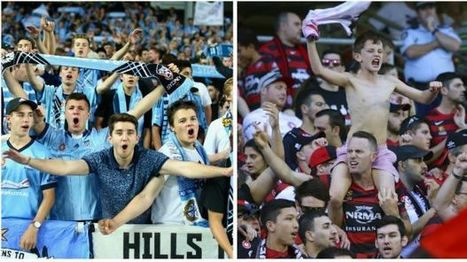 Sydney FC and Wanderers derby one of the most unique in the world, but that could soon change | The Scoreline Diminishes | Scoop.it