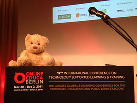 eLearning at Avans: Online Educa Berlijn Dag 2 (full version) | be-odl | Scoop.it