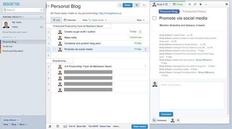 3 Essential Productivity Tools All Marketers Need   Links sobre Marketing, SEO y Social Media   Scoop.it