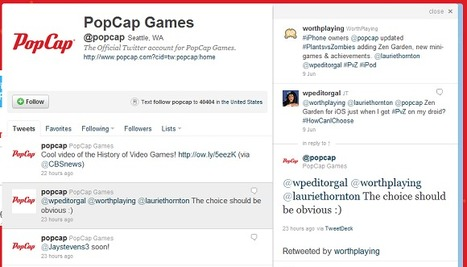"9 Companies Doing Twitter Right | Single Grain Blog | ""Social Media"" | Scoop.it"