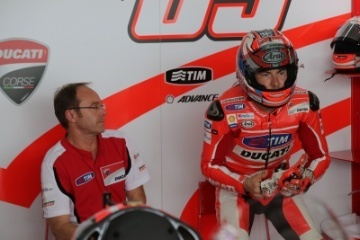 Ducati ace Hayden in better frame of mind |  Crash.Net | Ductalk | Scoop.it