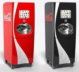 Internet Markeing Lessons From Coke Freestyle Soda Machine | Curation Revolution | Scoop.it