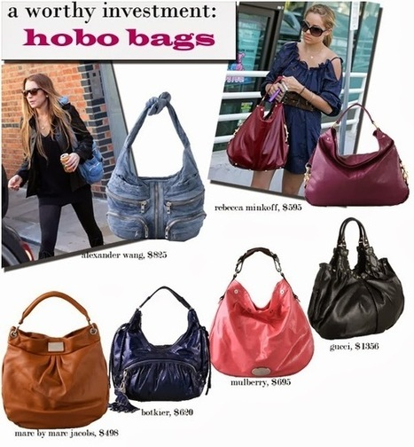 Handbags.. Handbags.. Handbags.. Save on Hobo Handbags with these amazing Coupons for 2014 | discount Coupons 2014 | Scoop.it