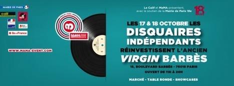 Marché des disquaires les 17 et 18 octobre à Barbès | Tsugi | Marché des Disquaires | MaMA 2013 | Scoop.it