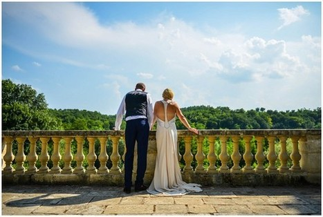 Sultry 1920s style wedding in the Dordogne | Weddings | Scoop.it