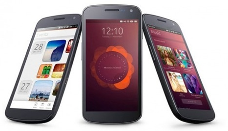 Ubuntu Mobile OS Announced.. coming to phones in 2014 | Social Media and Mobile Websites | Scoop.it