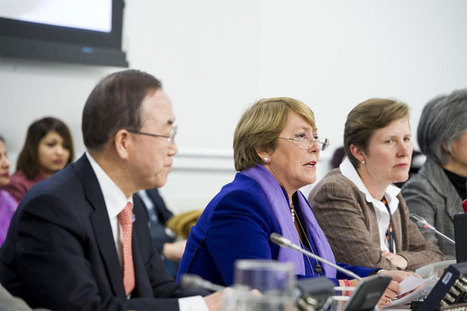 UN News - UN commission on women ends with adoption of global plan to end gender-based violence | Domestic violence in Kyrgyzstan | Scoop.it