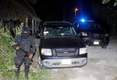 Desmantelan sancochaderos de pepino de mar en Yucatán | Pepineros Península de Yucatán | Scoop.it