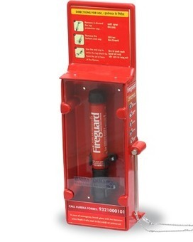 Eureka Forbes Fireguard 8B Business Fire Extinguishers for Fire Safe Offices | Home, Finance and Decoration | Scoop.it