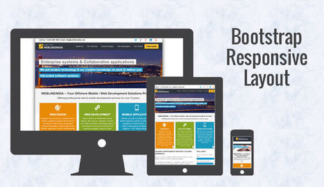 Develop Highly Responsive Web Interfaces With Bootstrap Front-End Framework | Web Design SUMO | Scoop.it