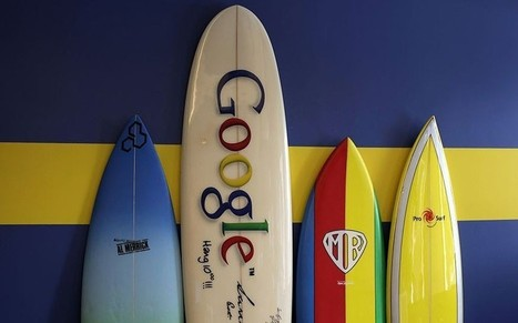 Google profits jump to $3.4bn - Telegraph | A2 Business Section B Case Studies | Scoop.it