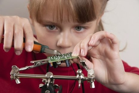 6 Fun Ways Kids Can Join the Maker Movement | PLNs for ALL | Scoop.it