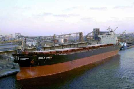 Feds: Seattle-bound ship's owner must pay for oily cover-up | Sustain Our Earth | Scoop.it