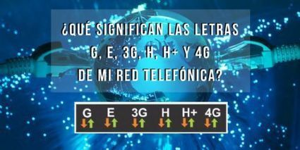 ¿Qué significan las letras G, E, 3G, H, H+ y 4G de mi red telefónica?   Ojo Android   Scoop.it