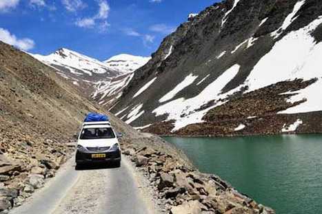 Adventure in Ladakh- Another Reason to Visit Heaven on the Earth | Explore The Destinations in India & Across India | Scoop.it