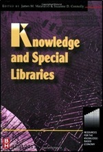 Knowledge and Special Libraries: Series: Resources for the - Typepad   Special Libraries   Scoop.it