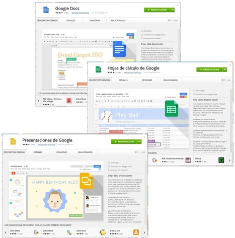 Empezar a crear documentos con Google Drive, más rápido | #Apps #Softwares & #Gadgets | Scoop.it
