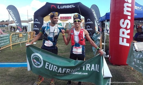 EURAFRICA TRAIL 2016 (QUERCUS 50k/25k) EN VIVO: CRÓNICA, RESULTADOS Y FOTOS. Líderes Zaid Ait Malek, Gerard Morales y Anna Comet. | trailrunning | Scoop.it