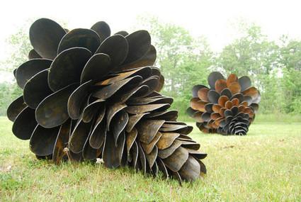 Old shovels, repurposed | Gardening Life | Scoop.it