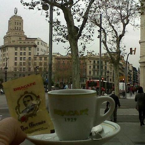 A check-in at Plaça de Catalunya | ELS ULLS DEL MÓN | Scoop.it