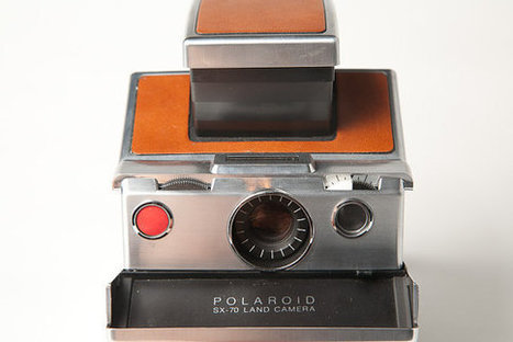Polaroid SX-70 - Original Brown Leather | Film Photography Rules! | Scoop.it