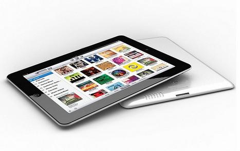 Comment forcer votre iPad a redémarrer – iPad Reboot | 100% e-Media | Scoop.it