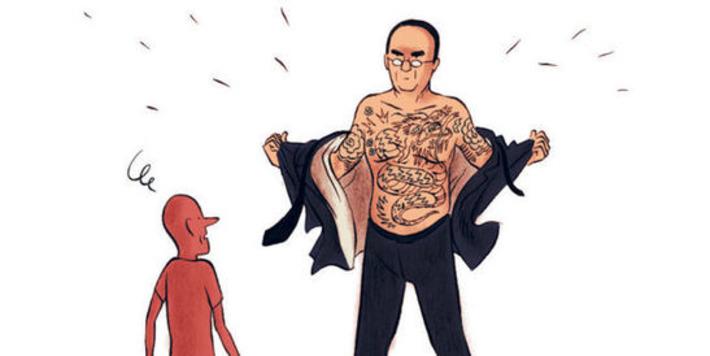 Des bulles et des pointes : l'histoire ancestrale du tatouage en BD | Le Monde | À la une | Scoop.it
