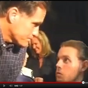 Watching Romney Ignore This Dying Man's Plea Is Really Upsetting   Daily Crew   Scoop.it