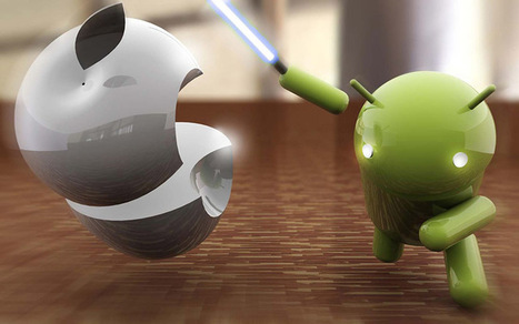 Here's why I switched back to Android from iOS | Mobile Technology | Scoop.it