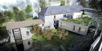 Clisson, sauvegarde du patrimoine : le Moulin de Nid D'Oie fait peau ... - Breizh Info | Pains, Beurre & Chocolat | Scoop.it