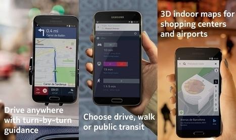 Nokia chercherait à vendre Here à des constructeurs automobiles   Cartographie XY   Scoop.it